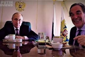 Mimořádný zájem o Vladimíra Putina v pořadu Olivera Stonea na Prima ZOOM