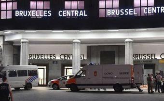 Totožnosť bombového útočníka na bruselskej stanici je známa, bol z Molenbeeku