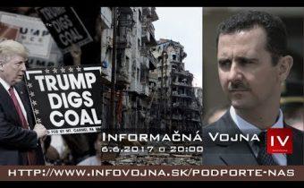 Informačná vojna  6. júna 2017
