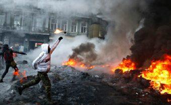 Čo je skryté za maskami ukrajinskej revolúcie
