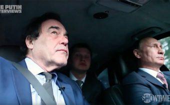 """""""Svět podle Putina"""" – druhý díl čtyřdílného dokumentu amerického režiséra Olivera Stonea"""