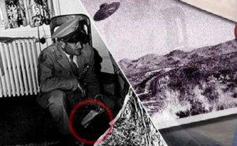 Přísně tajné dokumenty dokazují podle expertky na Roswell havárii UFO