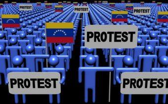 Masívne protesty vo Venezuele a obvyklé revolučné vzorce