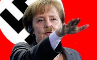 Německá totalita jako za Hitlera. Za vtip o přivandrovalém parazitovi pokuta 35 tisíc