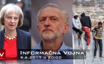 Informačná vojna – 09.06.2017