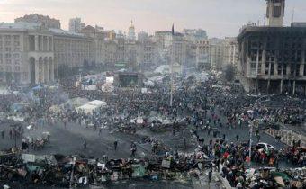 Európska únia prijala asociačnú dohodu s Ukrajinou, ktorá prispela k vypuknutiu Majdanu