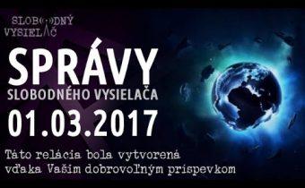 Správy 01.03.2017