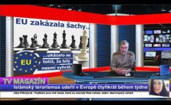 TV MAGAZÍN 29.3.2017