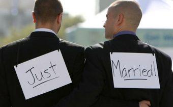 Manželství mezi stejným pohlavím? Příroda postavena na hlavu neomarxistickými voly