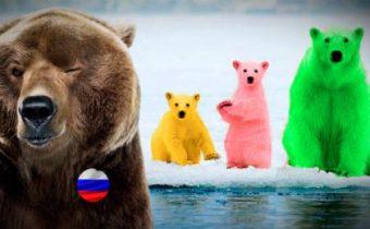 """Ruská cesta k nezávislosti: Je to také náš boj. Nepřipojit se k expresu mířícímu do propasti. Vzpoura proti bolševické revoluci číslo dvě. Západ věří v zázrak. Dočkáme se """"pokání"""" liberálů?"""