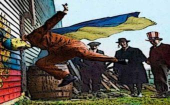 I mrkev je dnes na Ukrajině vzácností: Nedostatek potravin je příznačný. Vládnoucí junta škemrá o almužny zEU. Porošenko: Naši evropskou volbu si vzít nedáme. Německo, Francie a Nizozemsko nesouhlasí