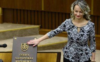 Gaborčáková (OĽANO): Druckerova novela zákona je nepostačujúca
