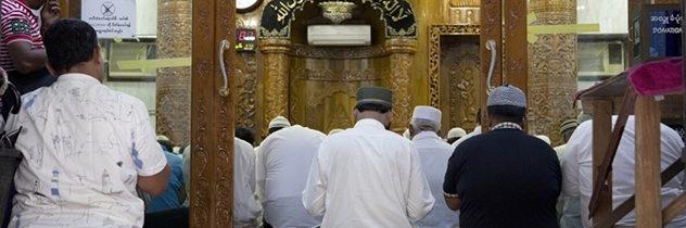 VIDEO Moslimské školenie: Hudba je zakázaná, odvádza od Alaha. Tancovať môžete, ale len doma, keď vás nikto nevidí