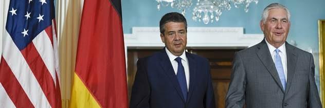 Šéf nemeckej diplomacie kritizoval vo Washingtone sankcie USA voči Rusku a varoval pred novou dobou ľadovou