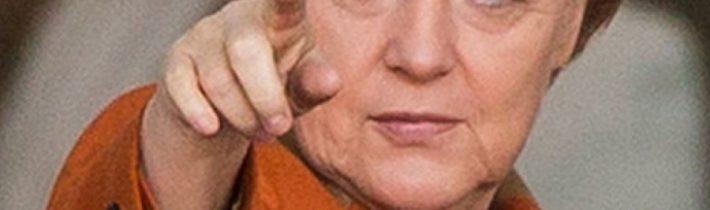 Merkelová: Volba durynského premiéra je neomluvitelná, a proto musí být zrušena