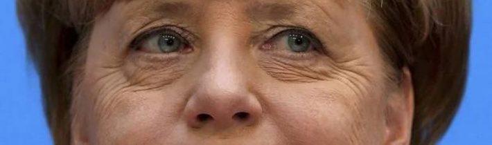 Začněte být pokorná, paní Merkelová. Prohrála jste