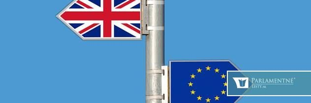 EÚ navrhla Británii predĺženie prechodného obdobia po brexite, údajne o rok