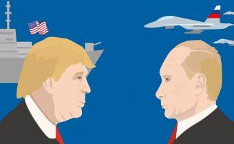 Putinove strategické protiťahy na americké vypovedanie zmluvy INF
