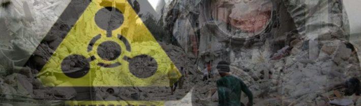 USA zavírají oči před důkazy, že syrská opozice má chemické zbraně, které mají sloužit k ospravedlnění útoku na Sýrii