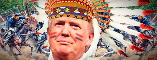 Historické vítězství: Trump geniálně sešikoval vojska. Demokraté u Little Bighornu a hydra #MeToo. Soudce zproštěn obvinění. Co bude teď? Štěkající kojoti a temperamentní opereta. Bitva o Bílý dům může začít