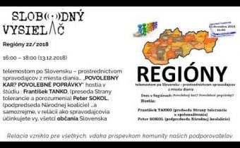 Regióny 22/2018