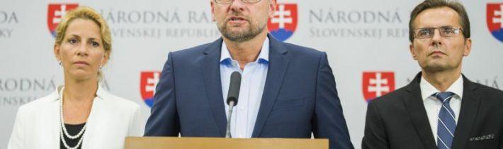 SaS: Kiska rieši demisiu Lajčáka protiústavne