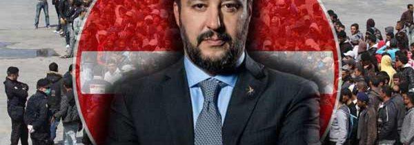 VIDEO: Salvini odmietol ísť do Paríža a podriadiť sa Macronovi