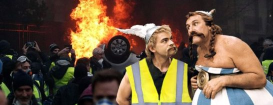 Žluté vesty ve Francii: Protesty se mění v bezmocný vztek. Jde o důstojnost běžných lidí. Pohrdání jako symbol Macronovy vlády? Nekonečně ponížený národ. Ekologická lež. Není sice chleba, zato je dostatek biopaliv!