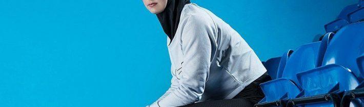 """Firma Nike chce vydělat na podřadném postavení žen v Islámu. Vydala hidžáb s """"fajfkou"""""""
