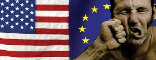 Trumpův šťouchanec do molocha: USA už nepovažují Evropskou unii za samostatný stát. Washington řadí Brusel vedle MMF a Amnesty international. Předzvěst výsledku nedalekých evropských voleb?