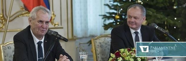 PRIESKUM Zeman pred Kiskom. Takto skončil posledný prieskum v Česku
