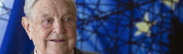 Európskej únii hrozí rozpad ako Sovietskemu zväzu, tvrdí Soros