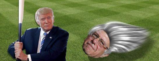 Trump zaválel a zavelel: V Americe socialismus nebude! Nejsilnější prezidentské poselství v dějinách USA? Smrtící maska legračního černocha. Krvavý koktejl šílející levice. Ten nahoře má asi Trumpa rád