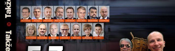 Takže tak! #5.7 Live: Dane Daňa a týždeň pred voľbami Prezidenta