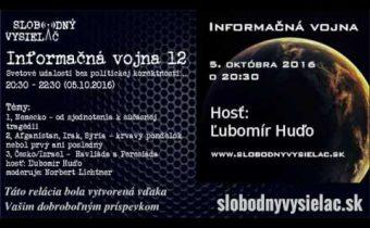 Informačná vojna 12