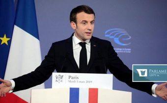 Macron podporil silné európsko-čínske partnerstvo