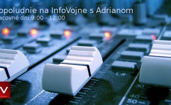 Dopoludnie na InfoVojne s Adrianom 26.3.2019