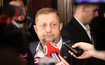 VIDEO: Harabin podáva ústavnú sťažnosť na priebeh prezidentských volieb