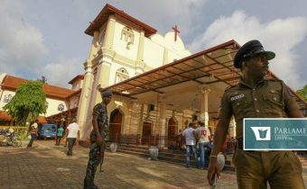 Na Srí Lanke zavreli všetky katolícke kostoly, platí zákaz používania dronov