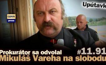 Sir Mikuláš Vareha po 8 rokoch ide na slobodu. Prokurátor sa odvolal. (short) #11.91