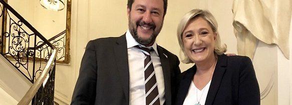 """Salvini: Turecko """"nemá nic společného s Evropou, nikdy nevstoupí do EU"""""""