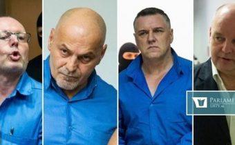 FOTO Bosovia s Ruskom opäť pred súdom. Proces sprevádzajú prísne bezpečnostné opatrenia