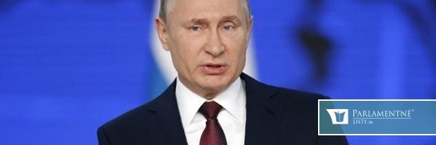 Zloba medzi Ruskom a Západom: Putin pripomenul, ako to bolo za druhej svetovej