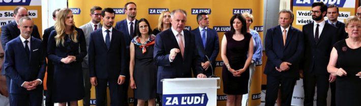 VIDEO: Kiska o kauzách nehovorí straníkom celú pravdu