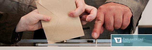 Volebný zákon vykazuje diskriminačné prvky