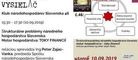 Klub národohospodárov Slovenska 46