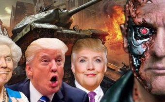 Nejtěžší otázka pro Trumpa: Jak dostat USA z okraje útesu smrti? Má napětí v Zálivu ještě mírové řešení? Řinčení, škrcení a vyhrožování. Jsou Saúdové opravdu kamarádi Ameriky? Válka s Íránem zničí svět