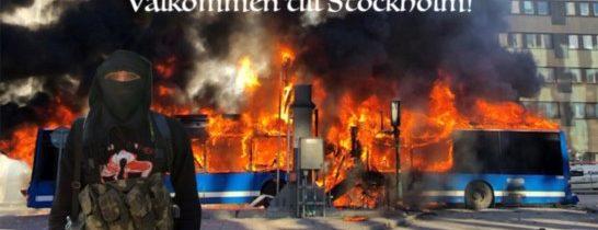 """Švédská vláda ztratila kontrolu nad zemí: 120 pumových útoků za půl roku. Integrace migrantů v praxi. """"Otevřeli srdce"""", a teď to mají. Každý den 20 znásilněných. Okrádání dětí. Proti tomu ale Greta nestávkuje"""
