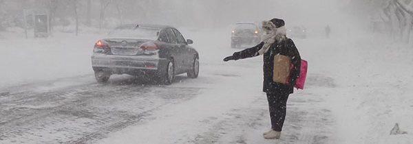 """Globální oteplování: Británie se připravuje na """"nejchladnější zimu za 30 let"""""""