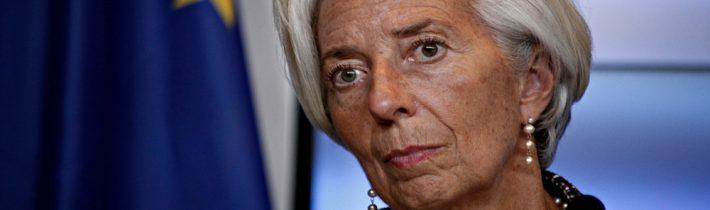 Nová šéfka Európskej centrálnej banky (ECB) Christine Lagarde má kriminálnu minulosť